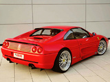 Imola Racing Ferrari F355 Berlinetta 1994–99 wallpapers