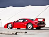 Ferrari F40 US-spec 1987–92 photos
