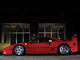 Ferrari F40 1987–92 pictures