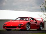 Ferrari F40 US-spec 1987–92 pictures