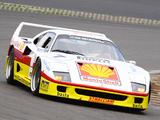 Ferrari F40 GT 1989 images