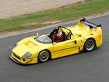 Ferrari F40 LM Barchetta images