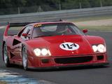 Images of Ferrari F40 LM 1988–94