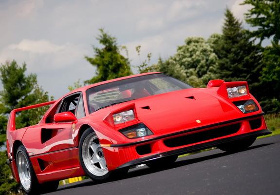 Photos Of Ferrari F40 Us Spec 1987 92