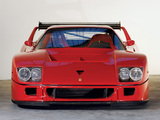 Pictures of Ferrari F40 LM 1988–94