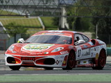 Ferrari F430 Challenge 2005–09 wallpapers