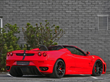 Wimmer RS Ferrari F430 Spider 2009 pictures