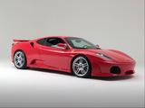 Pictures of Novitec Rosso Ferrari F430 2005–09