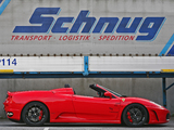 Wimmer RS Ferrari F430 Spider 2009 wallpapers
