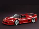 Photos of Ferrari F50 Prototype 1995