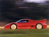 Photos of Koenig Ferrari F50 1999