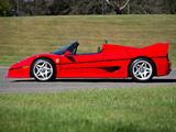 Pictures of Ferrari F50 US-spec 1995