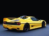 Pictures of Italtecnica Ferrari F50 2000