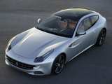 Ferrari FF Panoramic 2012 wallpapers