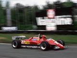 Ferrari 126C2 1982 images