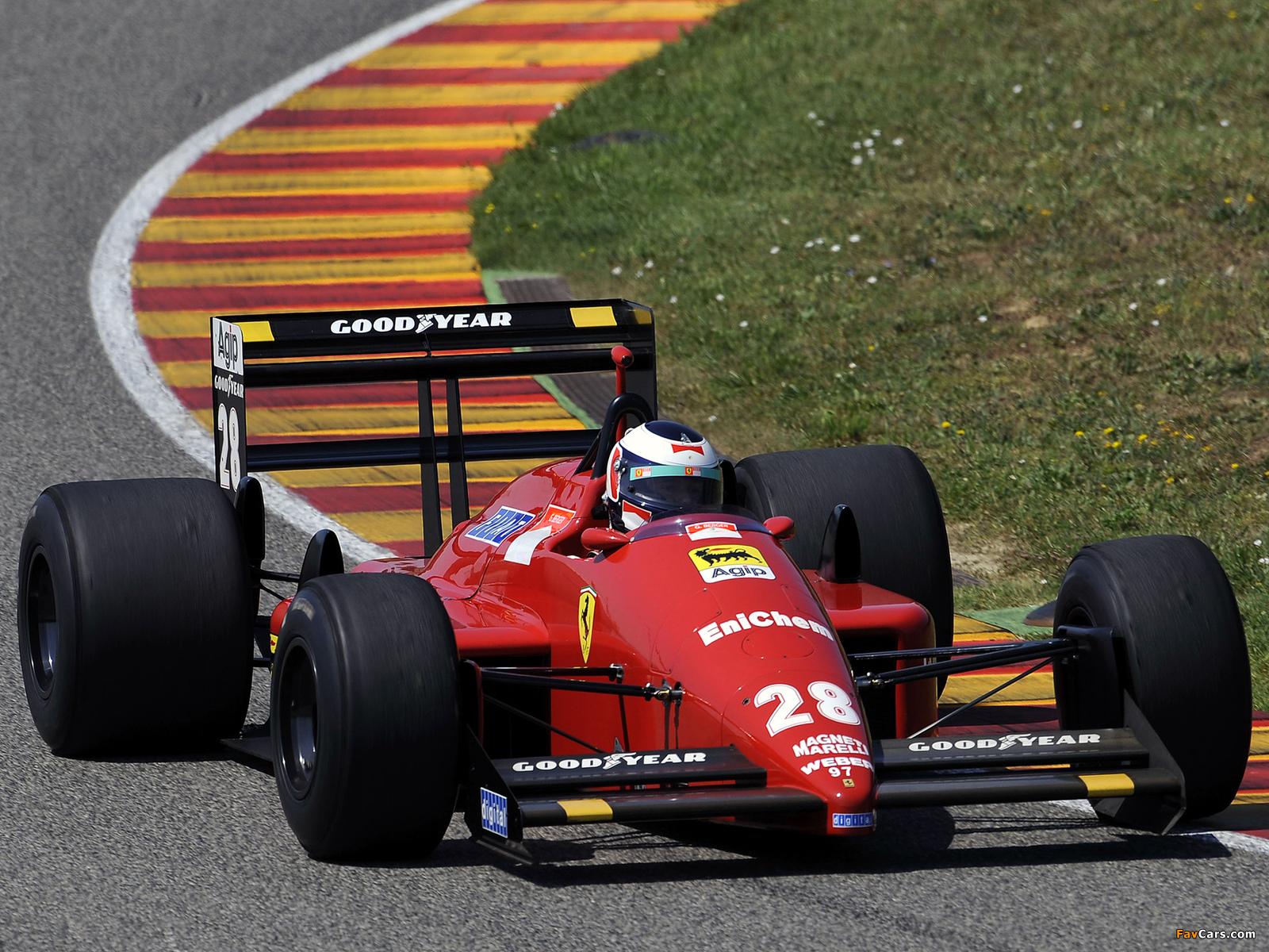 Permalink to Ferrari Formula 1 Car