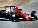 Ferrari 640 1989 images
