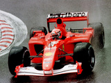 Ferrari F2001 2001 photos