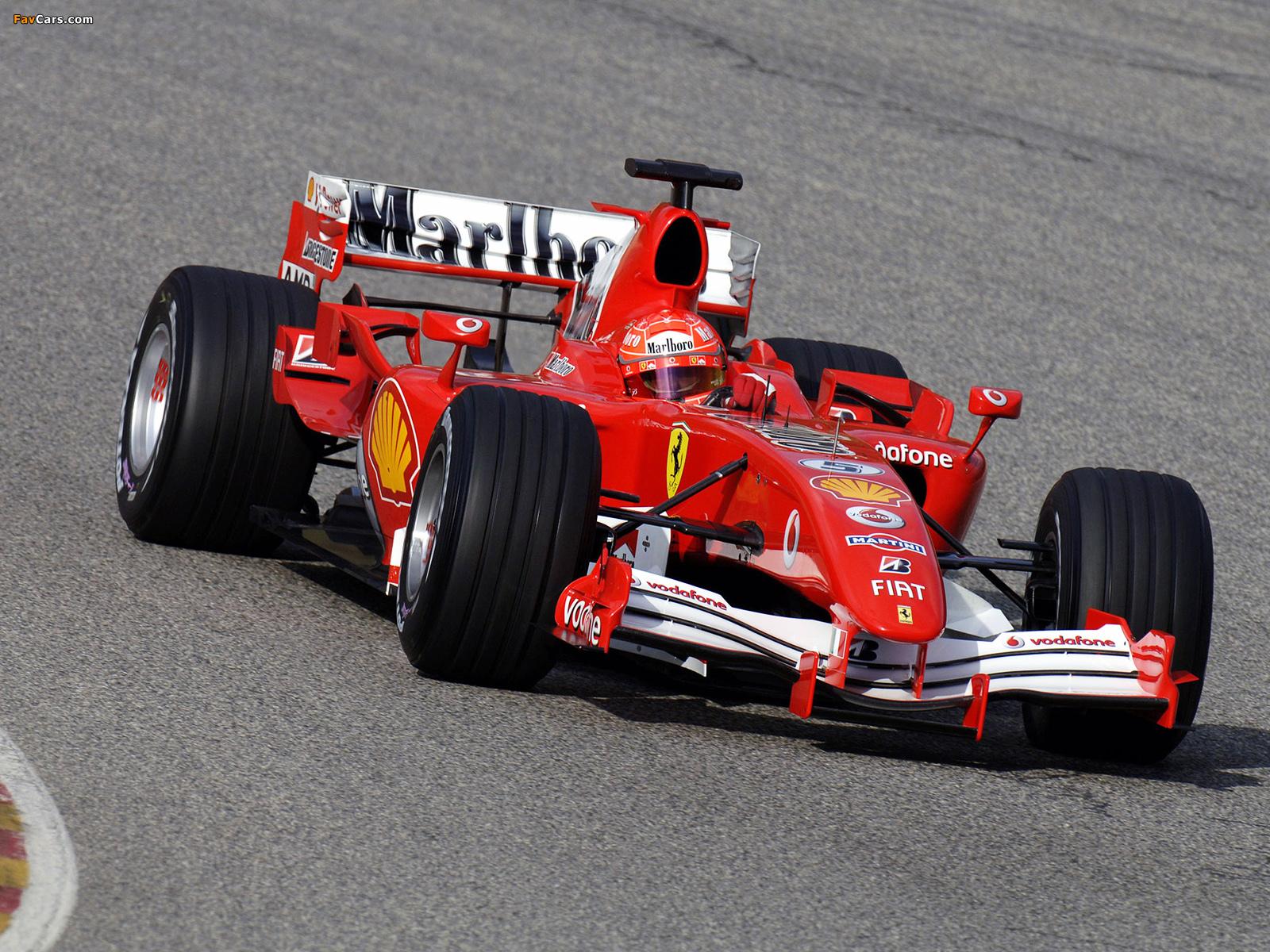 Ferrari 248 F1 2006 Photos (1600x1200