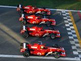 Ferrari 248 F1 2006 pictures