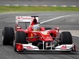 Ferrari F10 2010 images