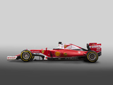 Ferrari SF16-H 2016 images