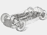 Ferrari 125 F1 1948–50 pictures