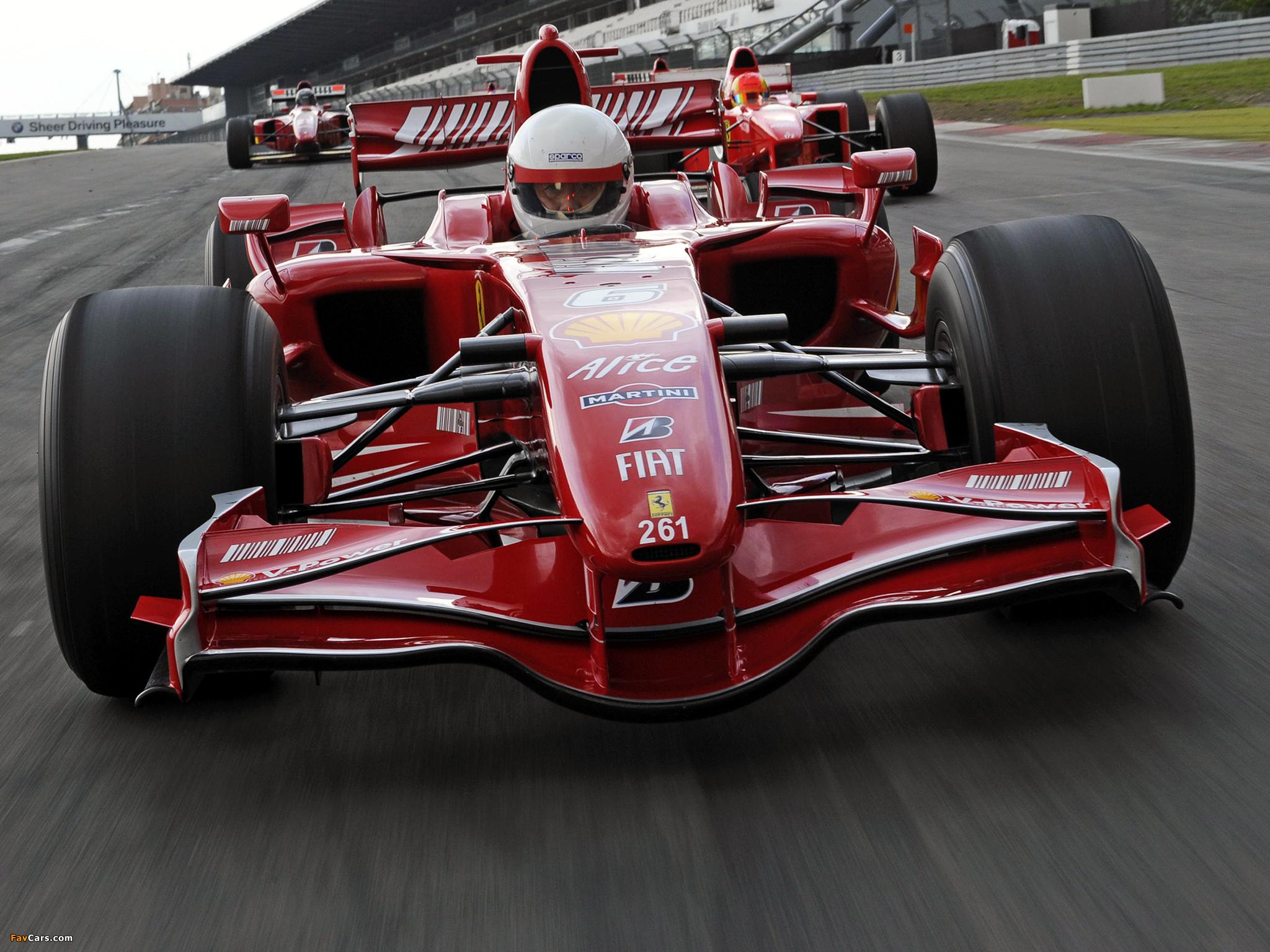 Ferrari Formula 1 Wallpapers 2048x1536