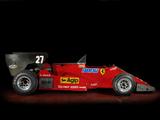 Photos of Ferrari 126C4 1984