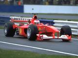 Photos of Ferrari F1-2000 2000