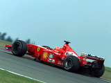 Photos of Ferrari F2001 2001