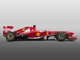 Photos of Ferrari F138 2013