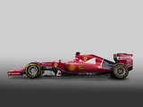 Photos of Ferrari SF15-T 2015