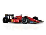Pictures of Ferrari F187 1987