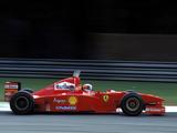 Pictures of Ferrari F310B 1997