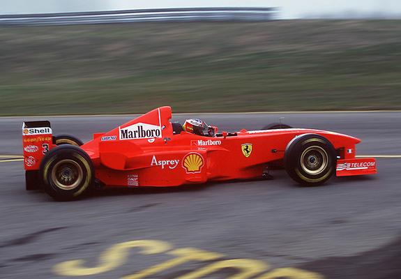 Pictures Of Ferrari F300 1998