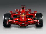 Pictures of Ferrari F2008 2008