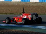 Pictures of Ferrari F14 T 2014