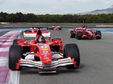 Pictures of Ferrari Formula 1
