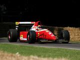 Ferrari F93A 1993 wallpapers