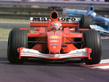Ferrari F2001 2001 wallpapers