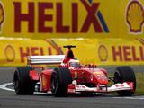 Ferrari F2002 2002 wallpapers