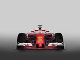 Ferrari SF16-H 2016 wallpapers