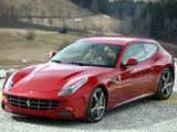 Ferrari FF 2011 photos