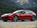 Ferrari FF 2011 pictures
