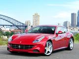 Ferrari FF AU-spec 2012 images