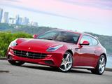 Ferrari FF AU-spec 2012 pictures