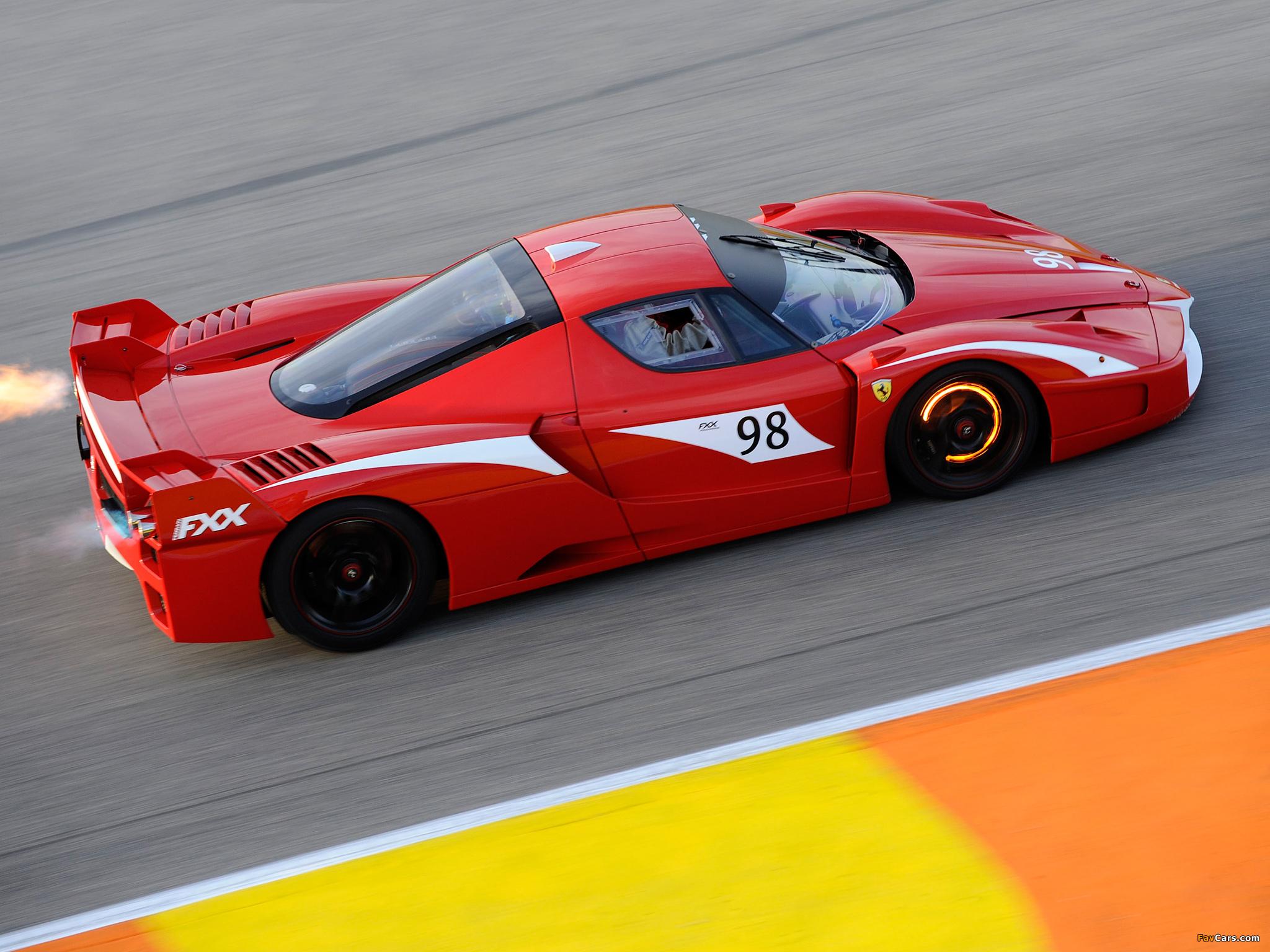 Ferrari Fxx Evoluzione 2007 08 Photos 2048x1536