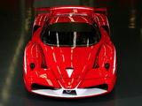 Images of Ferrari FXX Evoluzione 2007–08