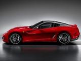 Images of Ferrari 599 GTO 2010–12